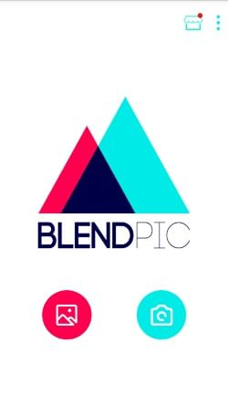 BlendPic homepage