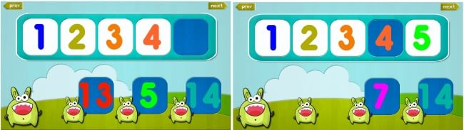 Kids Learning Numbers Lite- Pattern