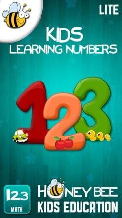 Kids Learning Numbers Lite
