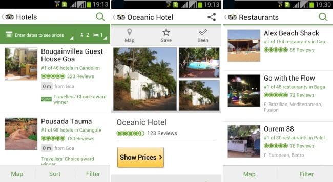 TripAdvisor-best travel guide app-Find best