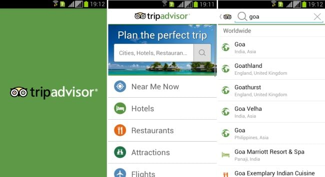TripAdvisor-best travel guide app