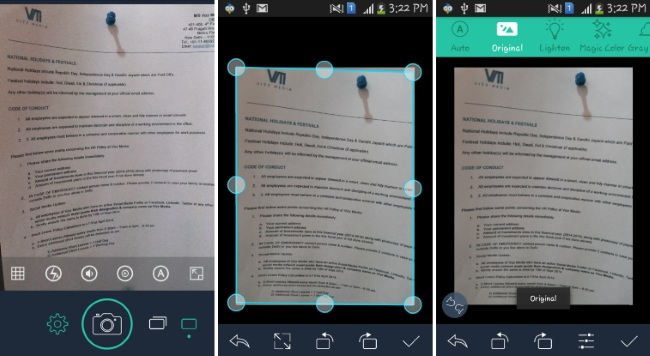 5 pdf document scanner apps to scan documents