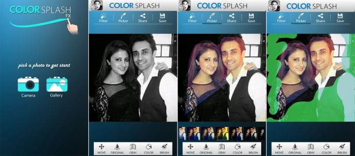 Color Splash Fx by BT