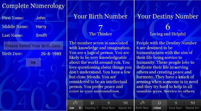 Complete Numerology