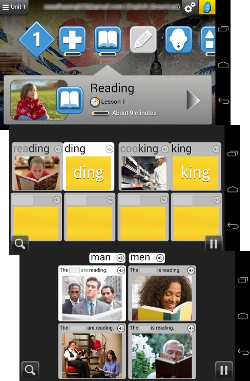 Learn Languages-Rosetta Stone