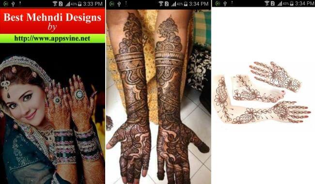 Mehndi Designs 2015 FREE