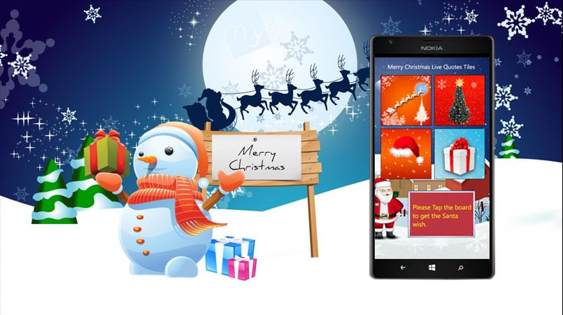 Must Have Christmas Apps for Windows Phone This Season