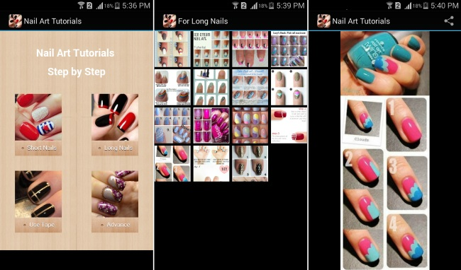 5 Best Nail Art Apps