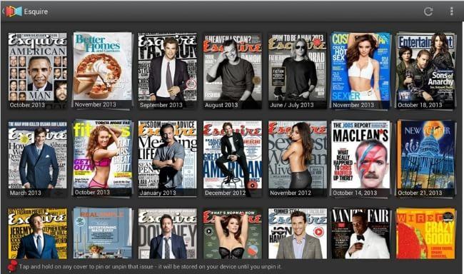 Next Issue Magazines