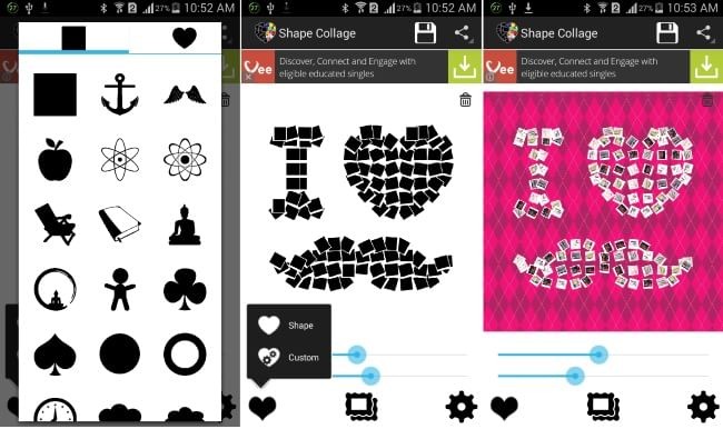 Shape Collage Maker