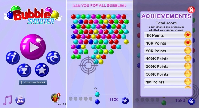 Bubble Shooter by Bubble Shooter