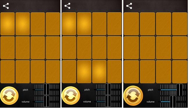 DJ Soundboard- Deep Bass-interface