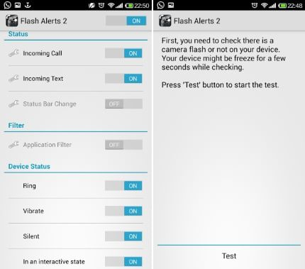 Best Free Flash Alert Apps for Android Phones