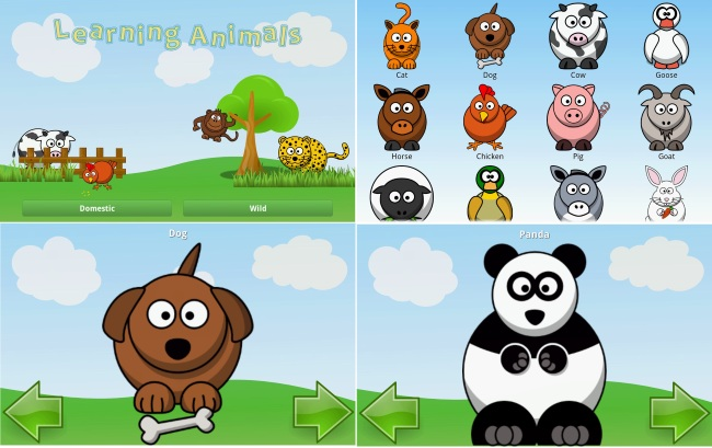 Learning Animals