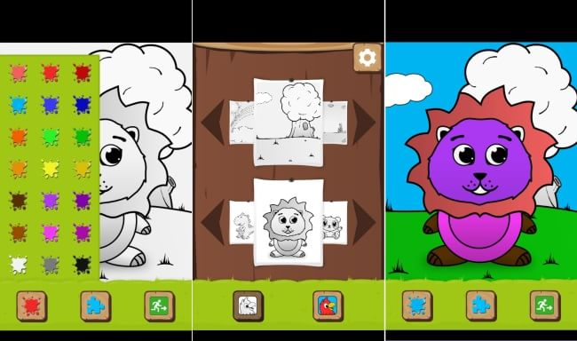 Paint and Puzzle Free